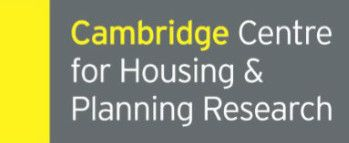 Cambridge Centre for Housing & Planning Research