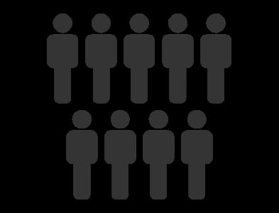 Population logo