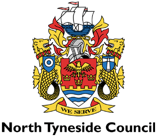 North Tyneside Metropolitan Council logo