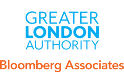 Greater London Authority and Bloomberg Associates logo